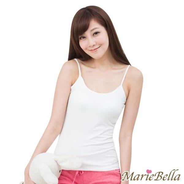 MarieBella Bra 細肩背心(白)【KS12012】聖誕節交換禮物 99愛買生活百貨