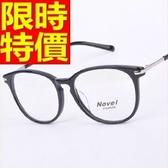 眼鏡架-超輕細邊復古圓框女鏡框3色64ah20【巴黎精品】