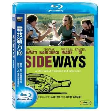 尋找新方向 BD Sdieways  (音樂影片購)