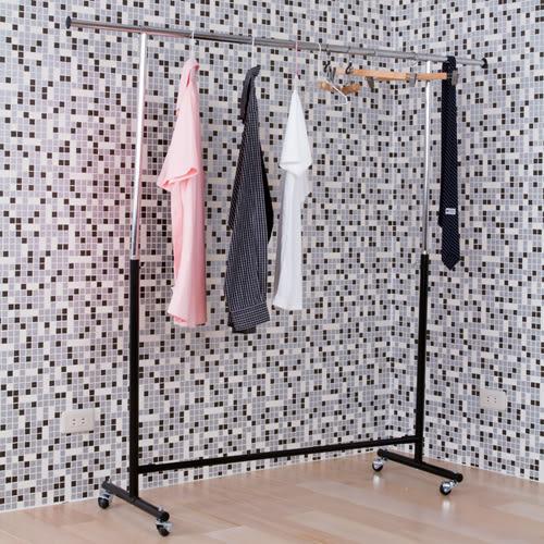 衣櫥《百嘉美》商用型鐵製伸縮衣架 單桿衣架 雙桿衣架 電腦桌 電腦椅 書桌 立鏡 穿衣鏡