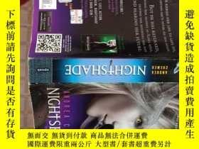 二手書博民逛書店Nightshade罕見Nightshade Trilogy : Book 1Y214704 Andrea C