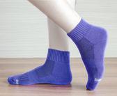 (女襪) 抗菌襪首選 除臭襪 吸濕排汗除臭襪 抗菌除臭襪 抗菌機能襪 中筒襪 - 紫色【W079-14】Nacaco