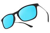RayBan 兒童太陽眼鏡 RJ9061S 700555 (黑) 潮流百搭兒童款 藍水銀款 # 金橘眼鏡