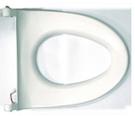 【麗室衛浴】TOTO  電腦馬桶維修零件 單下座蓋TCM635-1N#NW1