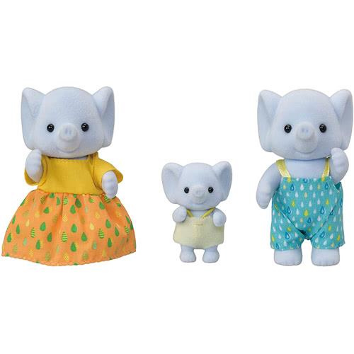 《 森林家族 》大象家庭組 / JOYBUS玩具百貨