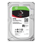 Seagate 那嘶狼 IronWolf Pro 6TB 3.5吋 NAS 專用硬碟 (ST6000NE0021)