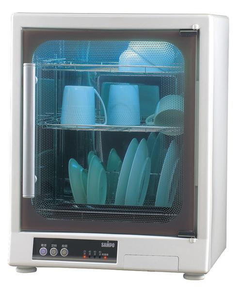 ◤A級福利出清品‧限量搶購中◢ SAMPO 聲寶 三層光觸媒紫外線 烘碗機 KB-GD65U