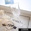 酒杯 水晶花紋歐式杯雕花葡萄酒杯香檳杯精美 性價比高 高腳杯 【小宅妮】