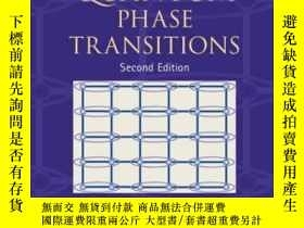 二手書博民逛書店Quantum罕見Phase TransitionsY255562 Subir Sachdev Cambrid