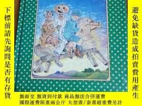 二手書博民逛書店The罕見marvelous land of Oz奧茲美妙的土地