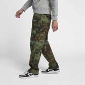 Nike 長褲 SB Flex Pant Ftm Erd1 綠 迷彩 滑板 極限運動 男款 【PUMP306】 885864-222