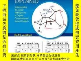 二手書博民逛書店NMR罕見Data Interpretation Explained: Understanding 1D and