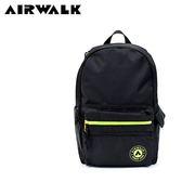 【橘子包包館】AIRWALK 自遊宣言休閒後背包 A825320720 黑色