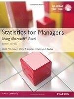 二手書博民逛書店《Statistics for Managers using M