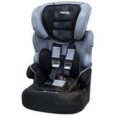 NANIA 納尼亞 4-12歲成長型安全汽座(安全座椅)蜂巢系列-黑色FB00520[衛立兒生活館]