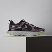 Nike React Infinity Run Fk 2 女款 黑 紫 避震 舒適 運動 慢跑鞋 CT2423-500