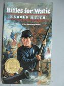 【書寶二手書T6/原文小說_KLS】Rifles for Watie_Keith, Harold