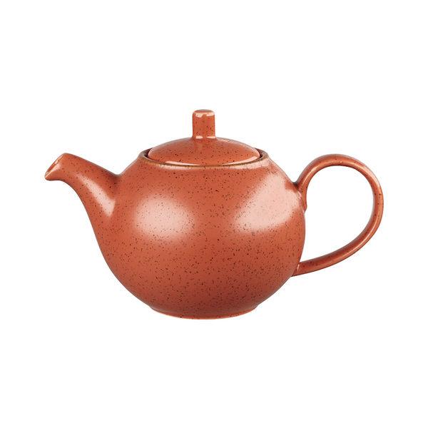 英國Churchill 點藏系列 - 450ml茶壺(彩橘色)