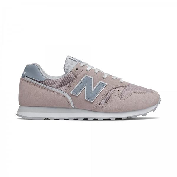 New Balance WOMEN LIFESTYLE 女款粉色復古運動慢跑鞋-NO.WL373DC2
