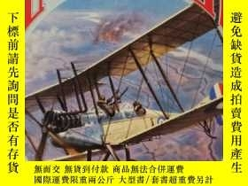 二手書博民逛書店The罕見Eye in the Air: A History of Air Observation for the