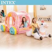 【INTEX】公主馬車-水陸兩用(56514)