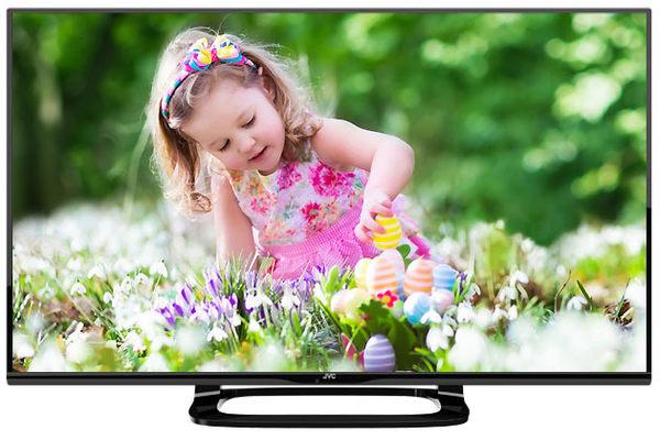 贈EL-U65R6U21延長線 免運費 JVC 43吋低藍光 FHD LED連網液晶顯示器+視訊盒(43S)