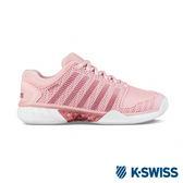 K-SWISS Hypercourt Express輕量網球鞋-女-粉紅/灰