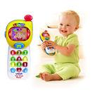 【英國 Vtech 】寶寶音樂學習手機 ╭★ JOYBUS玩具百貨