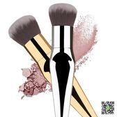 化妝刷 化妝刷子粉底腮紅遮瑕刷修容散粉陰影刷bb霜底妝刷初學者化妝工具 玫瑰女孩
