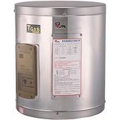 《修易生活館》喜特麗 JT-EH108 D 儲熱式電熱水器 8加侖 標準型 (無安裝服務)