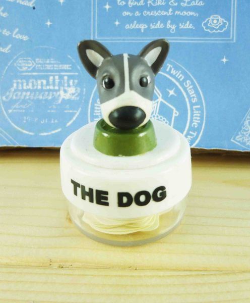 【震撼精品百貨】新大頭狗_The Dog~貼紙附罐-巴比