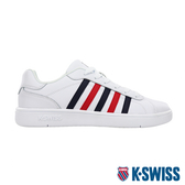 K-SWISS Montara時尚運動鞋-男-白/藍/紅