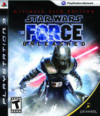 PS3 Star Wars The Force Unleashed: Ultimate Sith Edition 星際大戰:原力對決(美版代購)