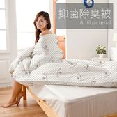 棉被 / 雙人【抑菌除臭被】精緻高級表布  戀家小舖台灣製ADL200