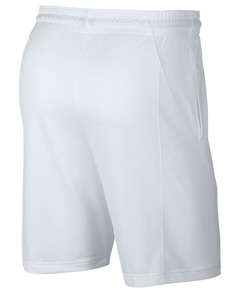 Nike 男Dry 11 運動籃球短褲(白色)