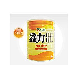 益富 益力壯-高氮 800g 12罐/箱