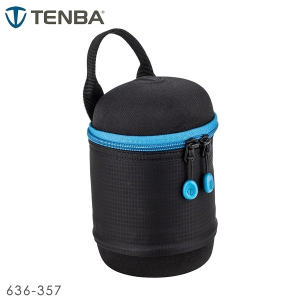 EGE 一番購】TENBA 天霸【Lens Capsule 17x11 cm】鏡頭膠囊 鏡頭袋 EVA上下蓋【公司貨】