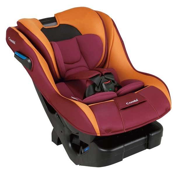 康貝Combi News Prim Long S 安全座椅/汽座-巴洛克紅