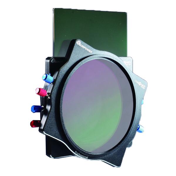 ◎相機專家◎ SUNPOWER Reverse GND 0.9 減3格 100x150mm 反向漸層減光鏡 公司貨