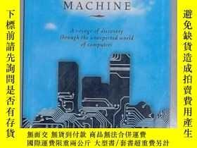 二手書博民逛書店英文原版罕見The Serendipity Machine by