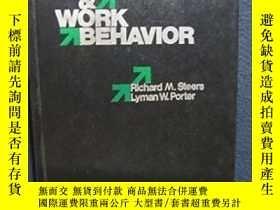 二手書博民逛書店Motivation罕見And Work Behaviour (management)Y307751 Rich