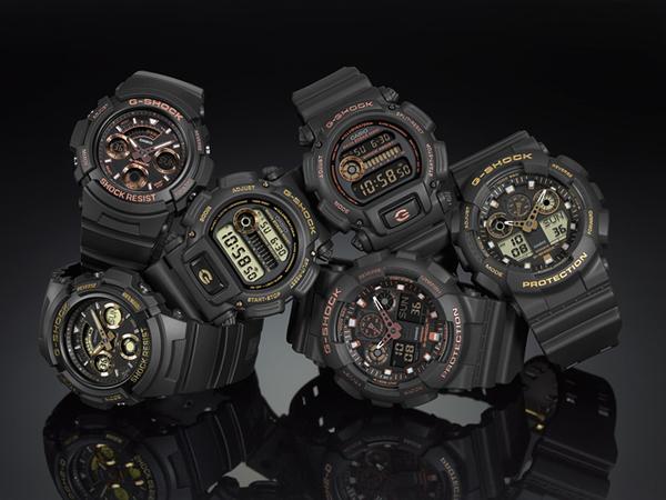 G-SHOCK DW-9052GBX-1A9 經典入門款 多功能電子錶 男錶 黑x金 DW-9052GBX-1A9DR CASIO卡西歐