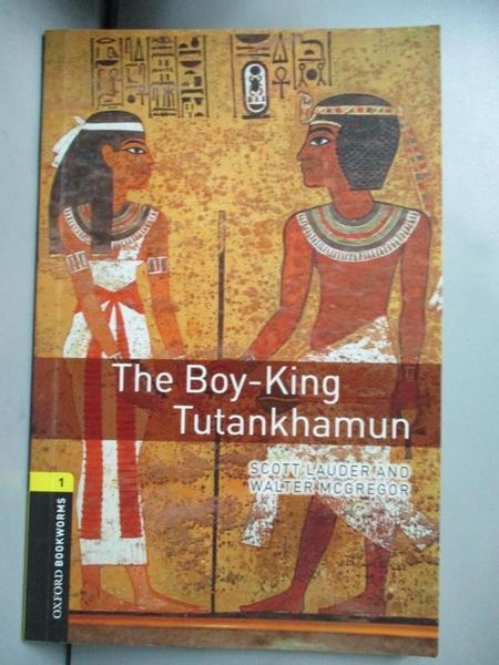 【書寶二手書T7/語言學習_GHW】Oxford Bookworms Library: Level 1: The Boy