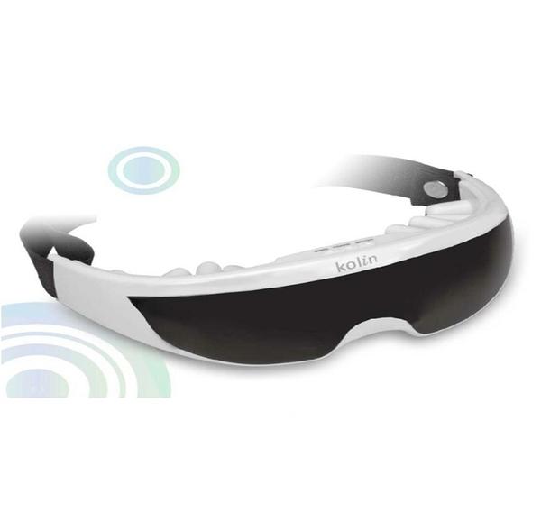 【超人生活百貨】歌林眼部按摩器 KMA-RE22 點壓式眼部按摩.九種按摩式設計 多顆磁石同步振動