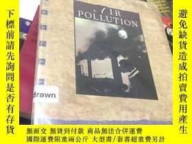 二手書博民逛書店AIR罕見POLLUTION GARY LOPEZY267886