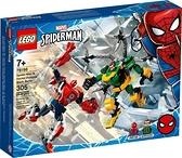 樂高LEGO SUPER HEROES 蜘蛛人&八爪魚博士機甲戰鬥 76198 TOYeGO 玩具e哥