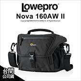Lowepro 羅普 Nova 諾瓦 160 AW II 新星  單肩側背包 斜背 攝影包 相機包 公司貨 【24期免運】薪創數位