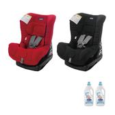 Chicco Eletta 寶貝舒適全歳段安全汽座 送 寶貝嬰兒酵素洗衣精 1500ml