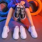 休閒運動鞋女 慢跑鞋 春季新款老爹鞋女ulzzang百搭增高鞋港風女鞋韓版女鞋子【多多鞋包店】ds3745