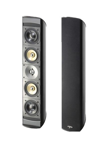《名展影音》加拿大 Paradigm Millenia 20 LCR 中置/前置喇叭 /支 可採用壁掛安裝